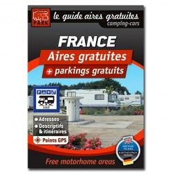 Guide FRANCE des Aires et Parkings Gratuits