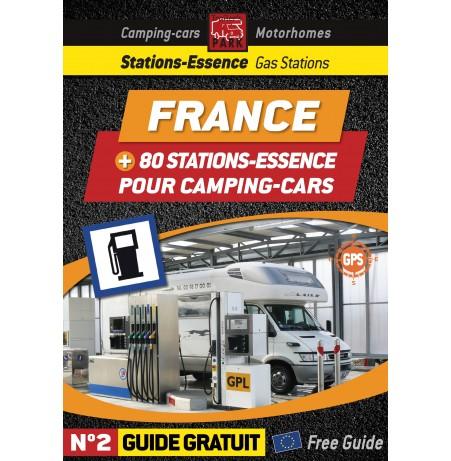 Guide Numérique des Stations-Essences en FRANCE pour Camping-cars - Numéro 2