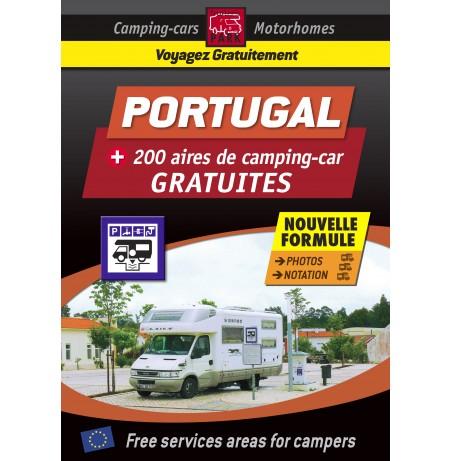 Guide PORTUGAL des Aires de Camping-car GRATUITES