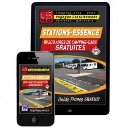 Guide NUMÉRIQUE des Stations-essence en FRANCE pour Camping-cars - Numéro 4