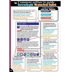 Guide ESPAGNE des Aires et Parkings Gratuits - Comment utiliser le guide ?