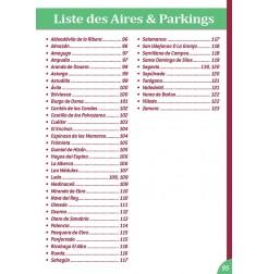 Guide ESPAGNE des Aires et Parkings Gratuits - Listing d'une region