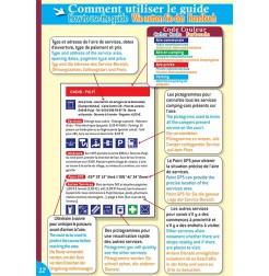 Guide ESPAGNE Bord de Mer - Comment utiliser le guide ?