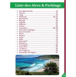Guide ESPAGNE Bord de Mer - Listing d'une région