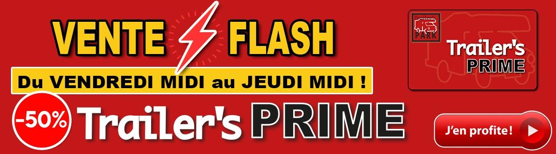 PROFITEZ DE -50% SUR L'ABONNEMENT TRAILER'S PRIME JUSQU'À JEUDI MIDI !!!